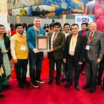 India bags the Award of Excellence for 'Best in Show