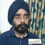 Jagjeet Singh IAS JH