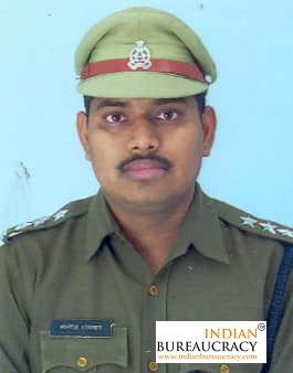 Manoj Kumar Sonkar IPS