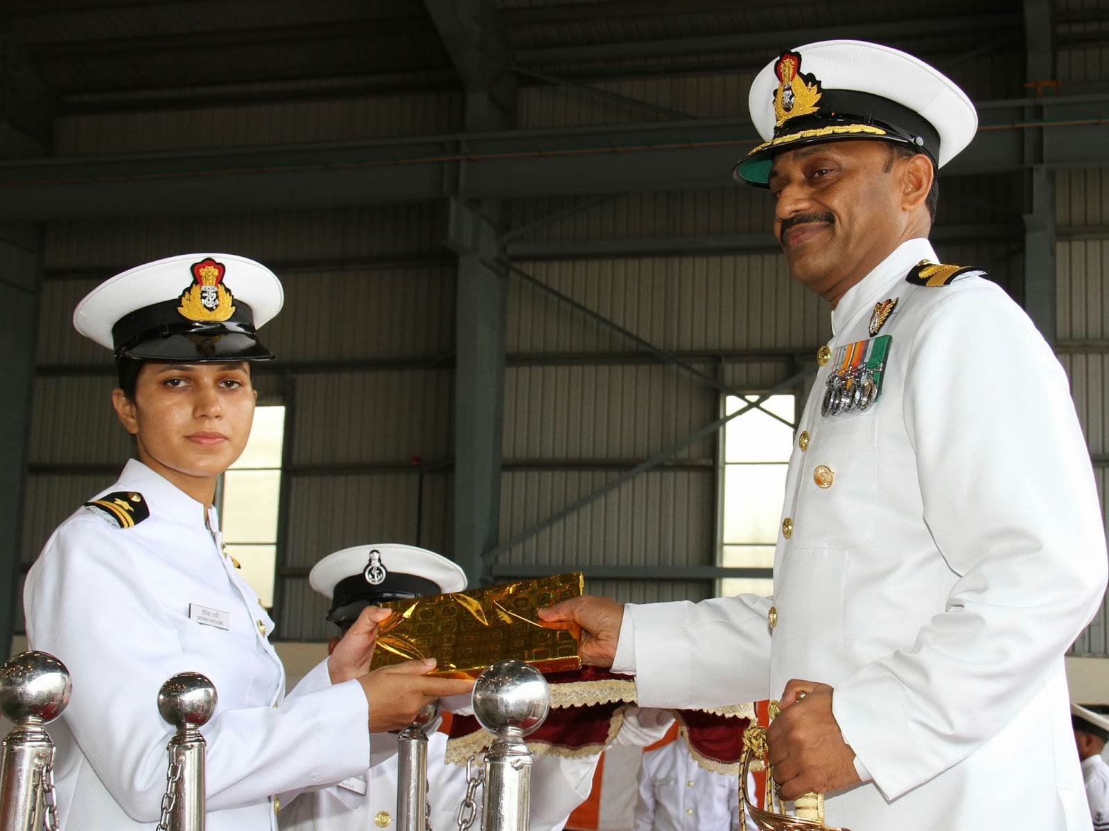 PTM & TM Awards for Coast Guard Personnel | Republic Day