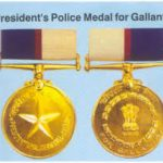 Police Medals for Gallantry (PMG)