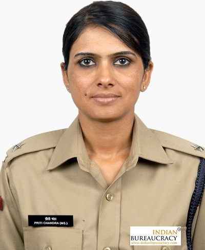 Priti Chandra IPS