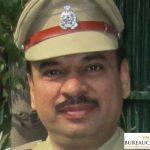 R N Mishra IPS