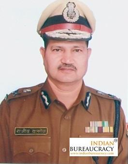 Rajeev Kumar Dasot IPS