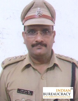 Rajesh Kumar Singh PPS awarded Police Medal For Meritorious Service