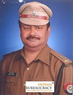 Sharad Sachan IPS