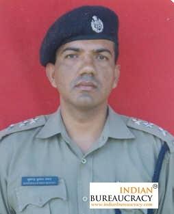 SUVENDRA KR BHAGAT IPS UP