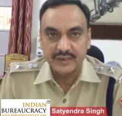 Satyendra Singh IPS