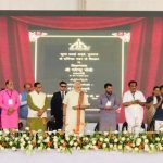 PM lays Foundation Stone for Extension of Terminal Building at Surat Airport