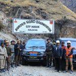 Work in Full Swing on Kailash-Mansarovar Yatra