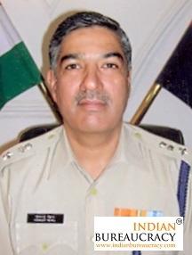 Yoginder Singh Nehra IPS Haryana