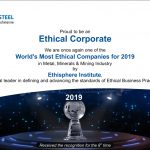 2019 World's Most Ethical Companies