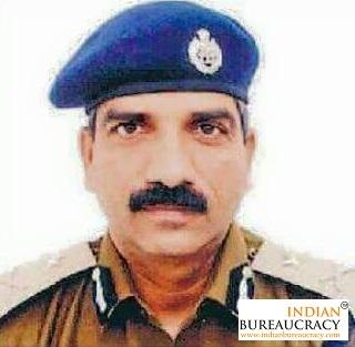 Anshuman Yadav IPS