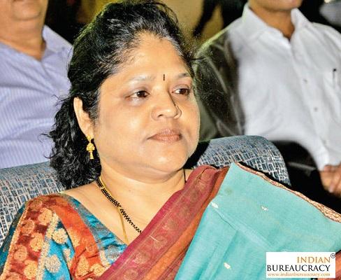 Aruna Mohan Rao IPS