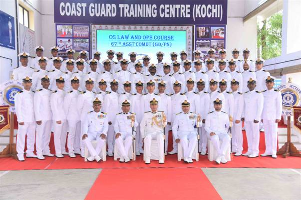 CG Law and OPS Course 67th Batch