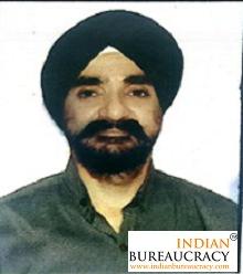 Devinder Pal Singh Kharbanda IAS