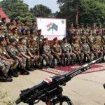 India-Bangladesh Joint Military Exercise Sampriti - 2019