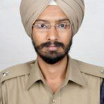 Jasmeet Singh IPS