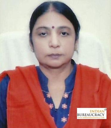 Kanak Tripathi IAS UP