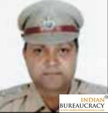 Mahendra Bagria IPS