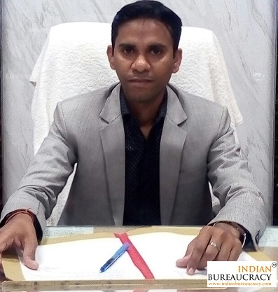 Mahendra Bahadur Singh IAS