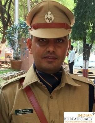 Narendra Bijarniya IPS