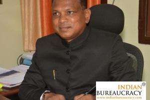 Narendra Kumar Dugga IAS