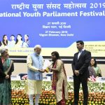 National Youth Parliament Festival 2019 Awards conferred