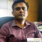 Parshant Kumar Goyal IAS