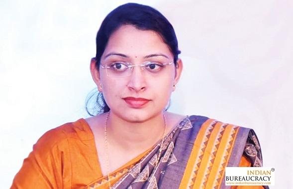 Priyanka Soni IAS