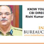 R K Shukla CBI Director