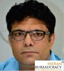 Rajiv Prashar IAS