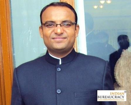 Rathod Sandeep Rewaji IAS