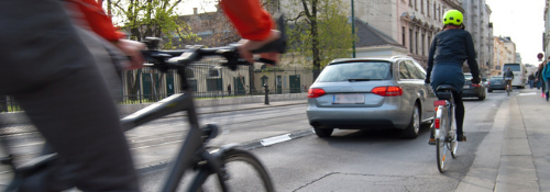 Research will help urban planners prioritize bike lanes