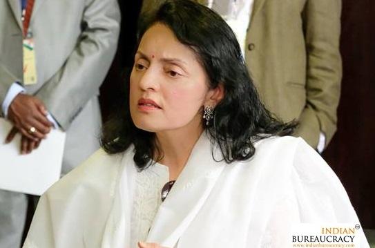 Ruchira Kamboj IFS
