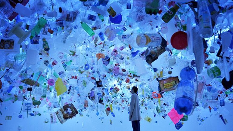 TanZiXi - Plastic Ocean