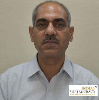 Vinay Singh IAS