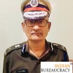 Binay Kumar Singh IPS (B K Singh IPS )