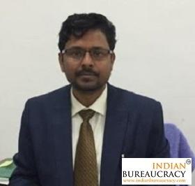 Ajeet Kumar Sahu IAS