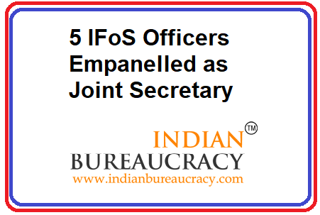 IFoS Officers