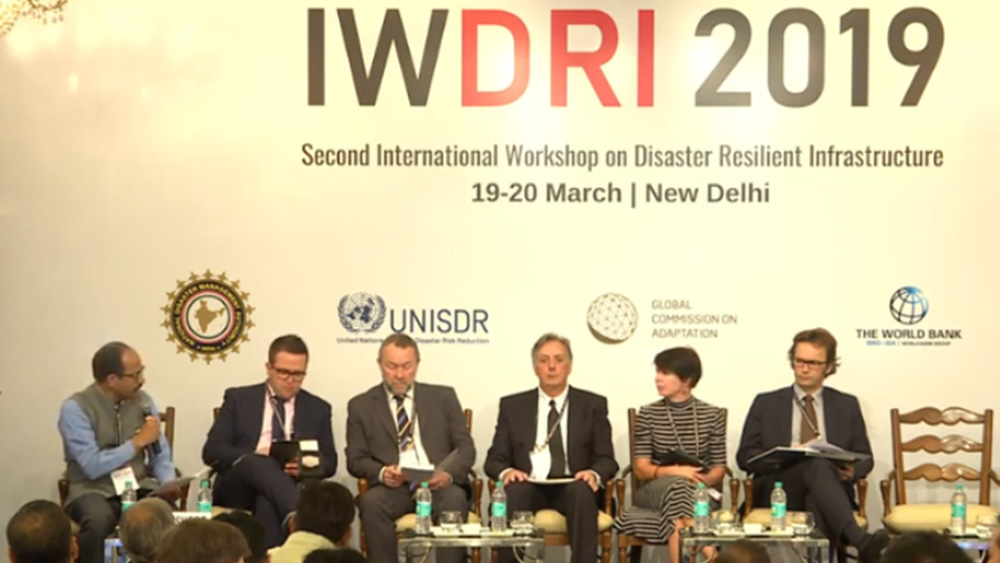 International Workshop on Disaster Resilient Infrastructure-2019 concludes successfully