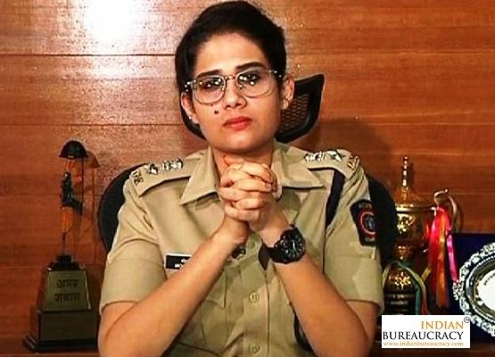 Mokshada Patil IPS