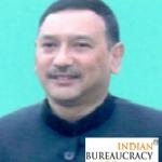 P David Pradhan IAS
