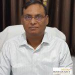 Rama Shankar Maurya IAS