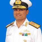 Rear Admiral Krishna Swaminathan