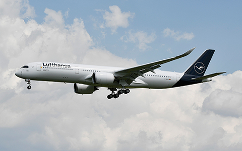 Rolls-Royce to power 40 new Lufthansa aircraft