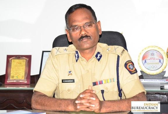 S Jagannathan IPS