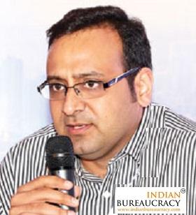Saurabh Bhagat IAS J&K