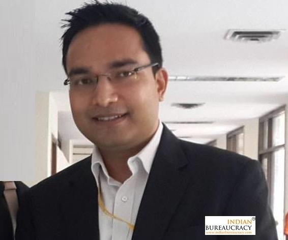Saurabh Kumar IRS