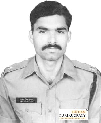 Vijay Singh Yadav IPS